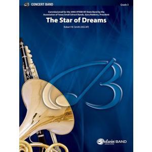 (楽譜) 夢の星 / 作曲:ロバート・W・スミス (吹奏楽)(スコア+パート譜セット)|wbpplus