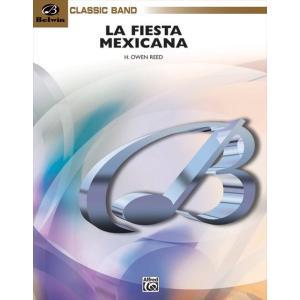 (楽譜) メキシコの祭り / 作曲:ハーバート・オーウェン・リード (吹奏楽)(フルスコアのみ) wbpplus
