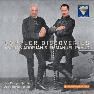 (CD) ドップラーの発見 / 演奏:エマニュエル・パユ、アンドラーシュ・アドリアン (フルート)|wbpplus