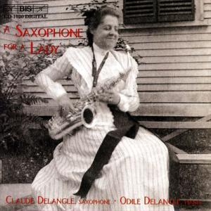 (CD) レディのためのサクソフォーン / 演奏:クロード・ドゥラングル (サクソフォーン)|wbpplus