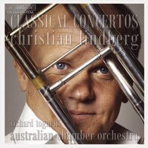 (CD) 古典派のトロンボーン協奏曲 / 演奏:クリスチャン・リンドバーグ (トロンボーン)|wbpplus