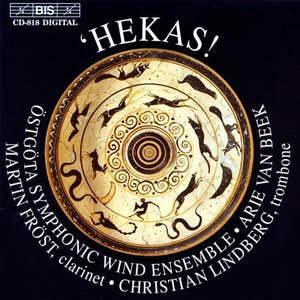 (CD) Hekas! / 演奏:オーショッタ・シンフォニック・ウィンドアンサンブル、M.フレスト、C.リンドバーグ (吹奏楽)|wbpplus