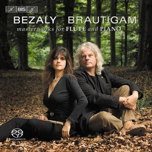 (CD/SACD Hybrid) フルートとピアノのための名曲集 / 演奏:シャロン・ベザリー (フルート)|wbpplus
