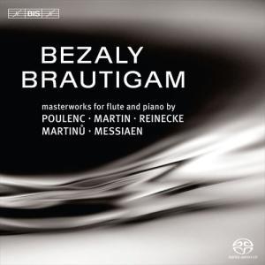 (CD/SACD Hybrid) フルートとピアノのための名曲集 2 / 演奏:シャロン・ベザリー (フルート)|wbpplus