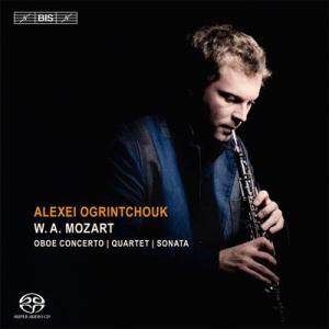 (CD/SACD Hybrid) モーツァルト:オーボエのための音楽 / 演奏:アレクセイ・オグリンチュク (オーボエ)|wbpplus