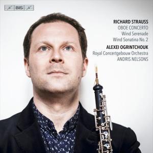 (CD/SACD Hybrid) R. シュトラウス:オーボエ協奏曲 / 演奏:アレクセイ・オグリンチュク (オーボエ)|wbpplus
