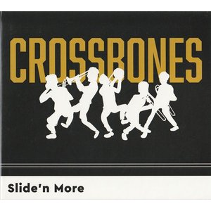 (CD) スライド・ン・モア / 演奏:クロスボーンズ・トロンボーンズ (トロンボーン)|wbpplus