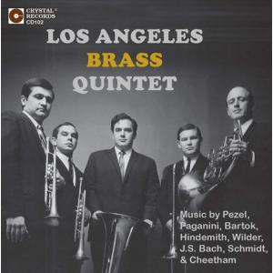 (CD) ロサンゼルス・ブラス・クインテット (金管5重奏)|wbpplus