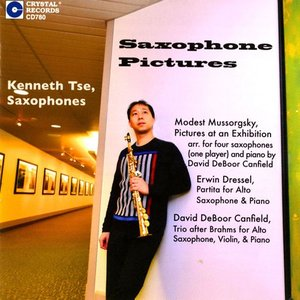 (CD) サクソフォーン・ピクチャーズ / 演奏:ケネス・チェ (サクソフォーン)|wbpplus