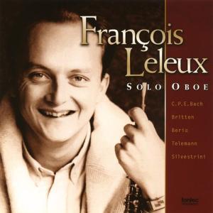 (CD) ソロ・オーボエ / 演奏:フランソワ・ルルー (オーボエ)|wbpplus