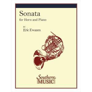 (楽譜) ホルン・ソナタ / 作曲:エリック・イウェイゼン (ホルン&ピアノ) wbpplus