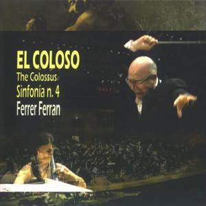 (CD) 交響曲第4番「巨人」:フェレール・フェラン作品集 / 演奏:シモン・ボリバル・ユース・シンフォニック・バンド (吹奏楽)