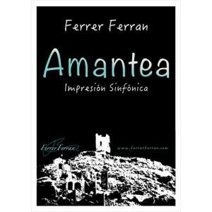 (楽譜) アマンテーア / 作曲:フェレール・フェラン (吹奏楽)(スコア+パート譜セット)|wbpplus