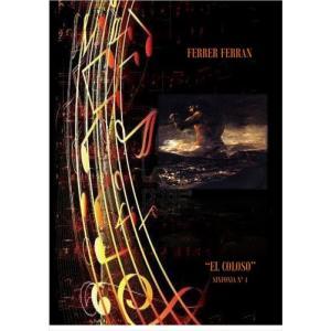 (楽譜) 交響曲第4番「巨人」 / 作曲:フェレール・フェラン (吹奏楽)(スコア+パート譜セット)|wbpplus