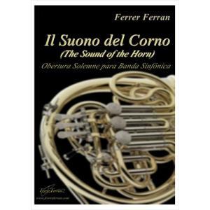 (楽譜) ホルンの音 / 作曲:フェレール・フェラン (吹奏楽)(スコア+パート譜セット) wbpplus