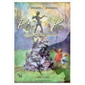 (楽譜) ピーター・パン / 作曲:フェレール・フェラン (吹奏楽)(スコア+パート譜セット) wbpplus