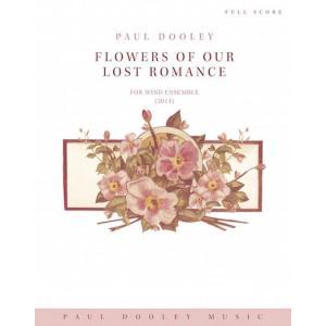 (楽譜) 失われたロマンスの花 / 作曲:ポール・ドゥーリー (吹奏楽)(パート譜のみ-レンタル)