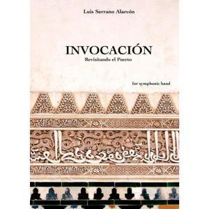 (楽譜) インヴォカシオン / 作曲:ルイス・セラーノ・アラルコン (吹奏楽)(フルスコアのみ)|wbpplus