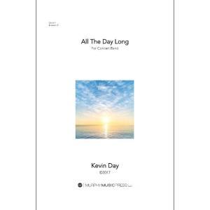 (楽譜) 長き一日 / 作曲:ケヴィン・デイ (吹奏楽)(スコア+パート譜セット)|wbpplus