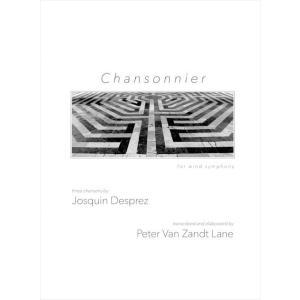 (楽譜) シャンソニエ / 作曲:ピーター・ヴァン・ザント・レーン (吹奏楽)(スコア+パート譜セット)|wbpplus