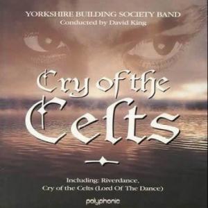 (CD) ケルトの叫び / 指揮:デヴィッド・キング / 演奏:ヨークシャー・ビルディング・ソサエティ・バンド (ブラスバンド)|wbpplus