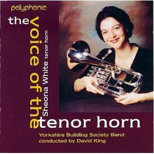 (CD) ヴォイス・オブ・テナー・ホーン / 演奏:シェナ・ホワイト (テナー・ホーン)|wbpplus