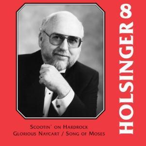 (CD) デイヴィッド・R・ホルジンガー作品集 Vol.8 / 演奏:ノース・テキサス大学シンフォニック・バンドほか (吹奏楽)|wbpplus