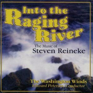 (CD) 激流の中へ:スティーヴン・ライニキー作品集 / 指揮:エドワード・ピーターセン / 演奏:ワシントン・ウインズ (吹奏楽) wbpplus