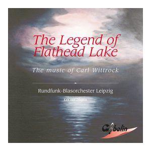 (CD) フラットヘッド湖の伝説:カール・ヴィトロック作品集 / 指揮:レクス・ヴァンディーペン / 演奏:ライプツィヒ放送吹奏楽団 (吹奏楽) wbpplus