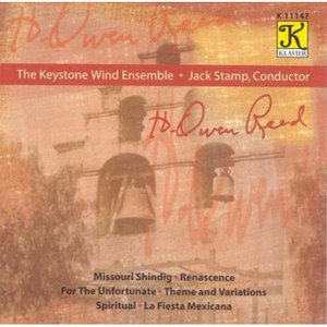 (CD) ハーバート・オーウェン・リード作品集 / 指揮:ジャック・スタンプ / 演奏:キーストン・ウインド・アンサンブル (吹奏楽) wbpplus