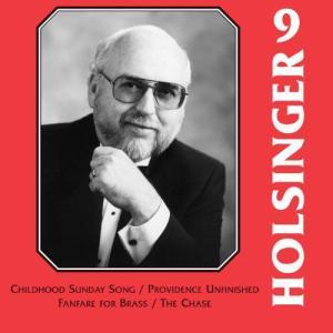 (CD) デイヴィッド・R・ホルジンガー作品集 Vol.9 / 演奏:グレーター・ハリスバーグ吹奏楽団ほか (吹奏楽)|wbpplus