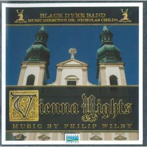 (CD) ウィーンの夜:フィリップ・ウィルビー作品集 / 指揮:ニコラス・チャイルズ / 演奏:ブラック・ダイク・バンド (ブラスバンド)|wbpplus