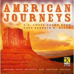 (CD) アメリカン・ジャーニー / 指揮:ケニス・W・メーガン / 演奏:アメリカ沿岸警備隊バンド (吹奏楽)|wbpplus