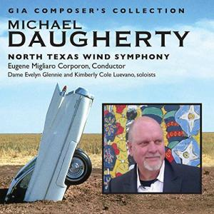 (CD3枚組) マイケル・ドアティ作品集 / 指揮:ユージン・コーポロンほか / 演奏:ノース・テキサス・ウインド・シンフォニーほか (吹奏楽)|wbpplus