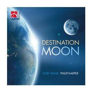 (CD) デスティネーション・ムーン / 指揮:フィリップ・ハーパー / 演奏:コーリー・バンド (ブラスバンド)|wbpplus