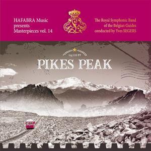 (CD) マスターピース Vol. 14: パイクス・ピーク / 指揮:イフ・セーヘルス / 演奏:ベルギー・ギィデ交響吹奏楽団 (吹奏楽) wbpplus