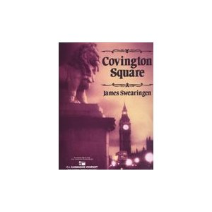 (楽譜) コヴィントン広場 / 作曲:ジェイムズ・スウェアリンジェン (吹奏楽)(スコア+パート譜セット)|wbpplus