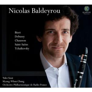 (CD) ラプソディー / 演奏:ニコラ・バルデイルー (クラリネット)|wbpplus
