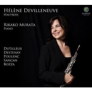 (CD)オーボエのためのフランス作品集 / 演奏:エレーヌ・ヴィルヌーヴ (オーボエ)|wbpplus