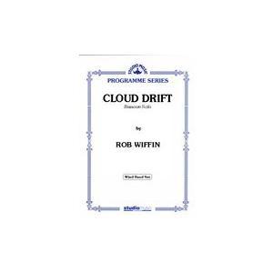 (楽譜) ファゴット協奏曲「クラウド・ドリフト」 / 作曲:ロブ・ウィッフィン (吹奏楽 ファゴット 協奏曲)(スコア+パート譜セット)|wbpplus
