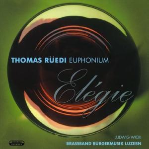 (CD) エレジー / 演奏:トーマス・ リューディ (ユーフォニアム)|wbpplus