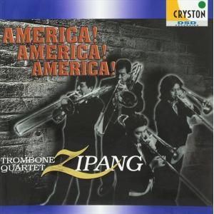 (CD) アメリカ!アメリカ!アメリカ! / 演奏:トロンボーン・クァルテット・ジパング (トロンボーン・アンサンブル)|wbpplus