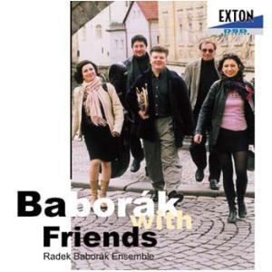 (CD) バボラークwithフレンズ / 演奏:ラデク・バボラーク・アンサンブル (ホルン) wbpplus