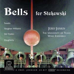 (CD) ストコフスキーの鐘 / 指揮:ジェリー・ジャンキン / 演奏:テキサス大学ウィンド・アンサンブル (吹奏楽)|wbpplus