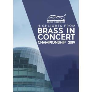 (DVD) ブラス・イン・コンサート2019 Brass in Concert 2019 / 演奏:コーリー・バンドほか (ブラスバンド) wbpplus