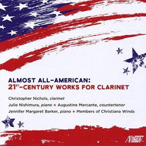 (CD) 21世紀アメリカのクラリネット音楽 / 演奏:クリストファー・ニコルス (クラリネット) wbpplus