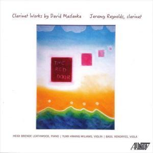 (CD2枚組) デヴィッド・マスランカ クラリネット作品全集 / 演奏:ジェレミー・レイノルズ (クラリネット)|wbpplus