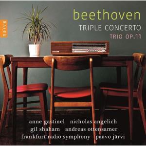 (CD) ベートーヴェン:三重協奏曲ほか / 演奏:アンドレアス・オッテンザマー(クラリネット)ほか (管弦楽/室内楽) wbpplus