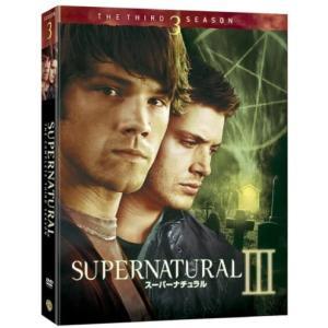 スーパーナチュラル  サード・シーズン コレクターズ・ボックス2  DVD|wdplace2