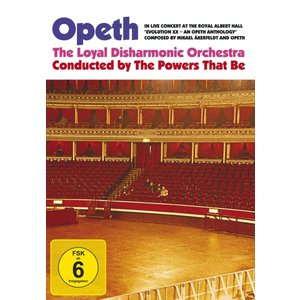 Opeth - In Live Concert at the Royal Albert Hall (Live Recording/2DVD)|wdplace2